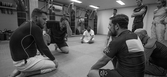 BJJ classes Brisbane